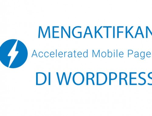 Google Accelerated Mobile Pages (AMP) di WordPress
